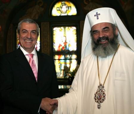 Parteneriatul dintre stat si Biserica